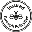 Professionally insured through PolicyBee